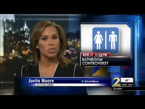 School restroom gender controversy causing uproar in Fannin County