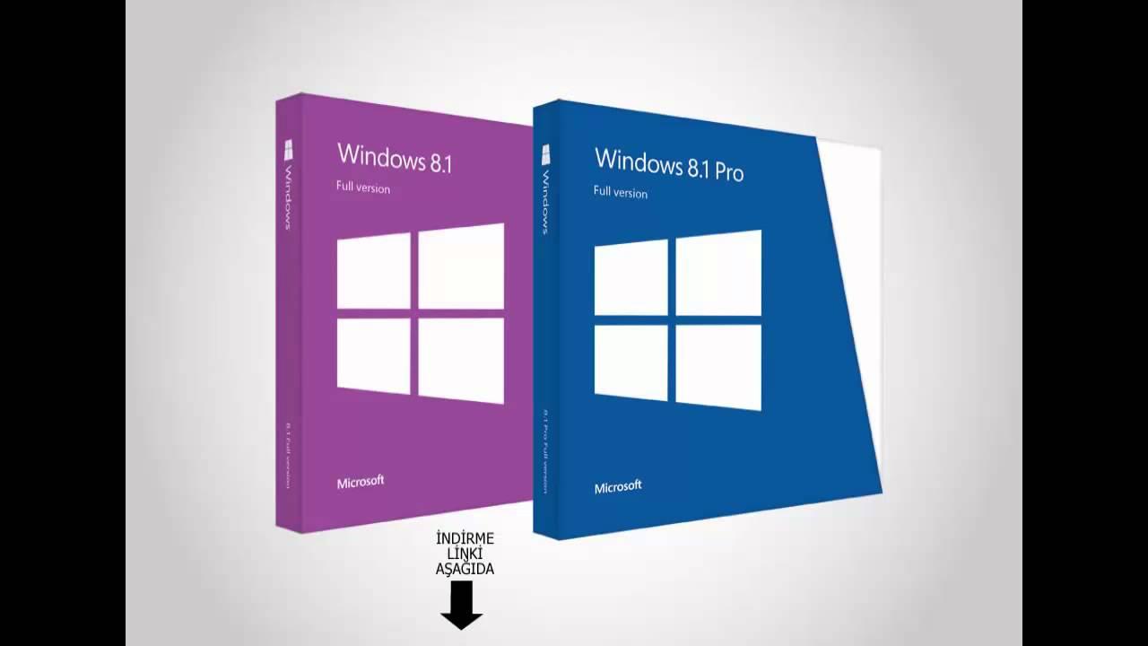 Windows 8 1 pro windows 10 x86x64 bit - Windows 8 1 Pro T Rk E Vl Msdn Orjinal X86 X64 Tek Link Indir