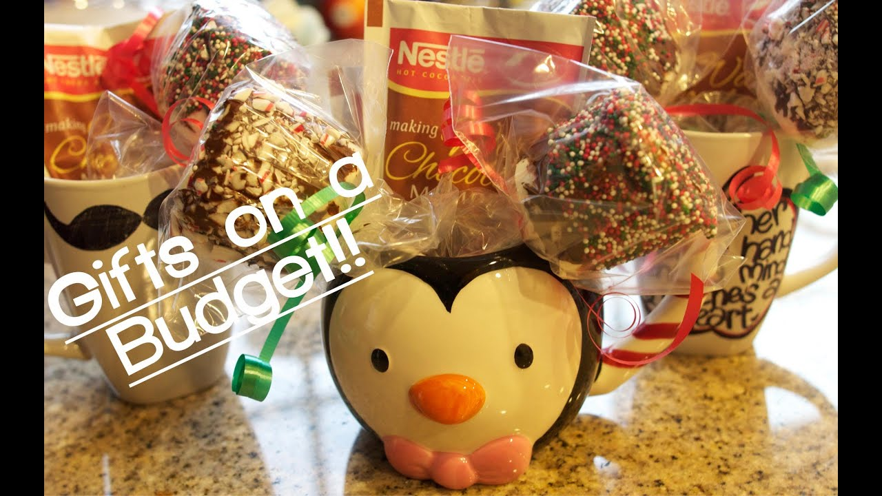 Christmas gifts on a Budget!... Cup of Cheer :) - YouTube