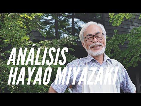 Análisis de Estilo: Hayao Miyazaki