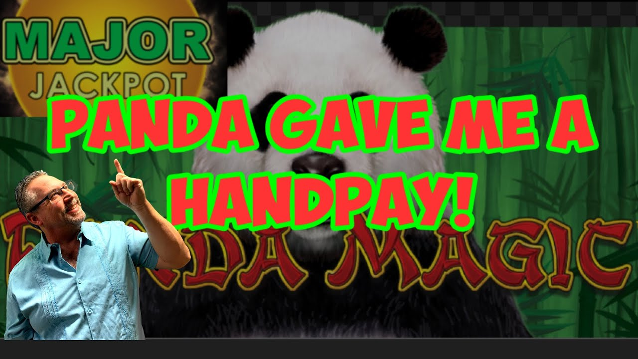 🐲DRAGON LINK🐲HANDPAY JACKPOT💥Panda Magic gave me a Handpay!