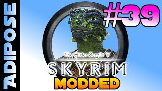 Let's Roleplay Skyrim Modded! #39 Dwarven Astronomy