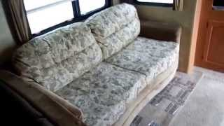 2008 Keystone Montana 332 Pht Fifth Wheel , 3 Slides, 2 Bedrooms, Sleeps 11, $24,900