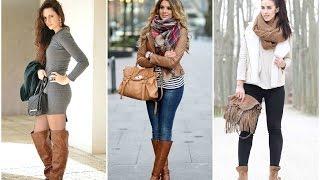 Botas de moda | Colección Otoño Invierno ♥