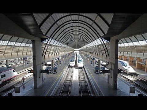 Sevilla Santa Justa station