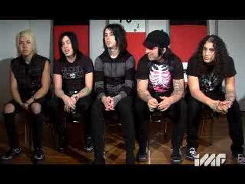 Escape The Fate Artist Feed on IMF: The Int'l Music Feed