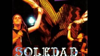 Soledad - Poncho al viento (1996) Disco completo