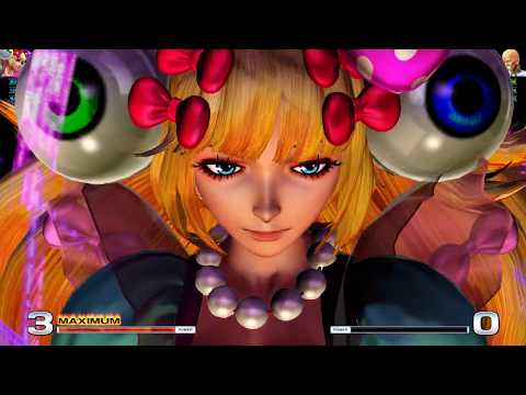 KOF XIV Ultra Graphics Mod