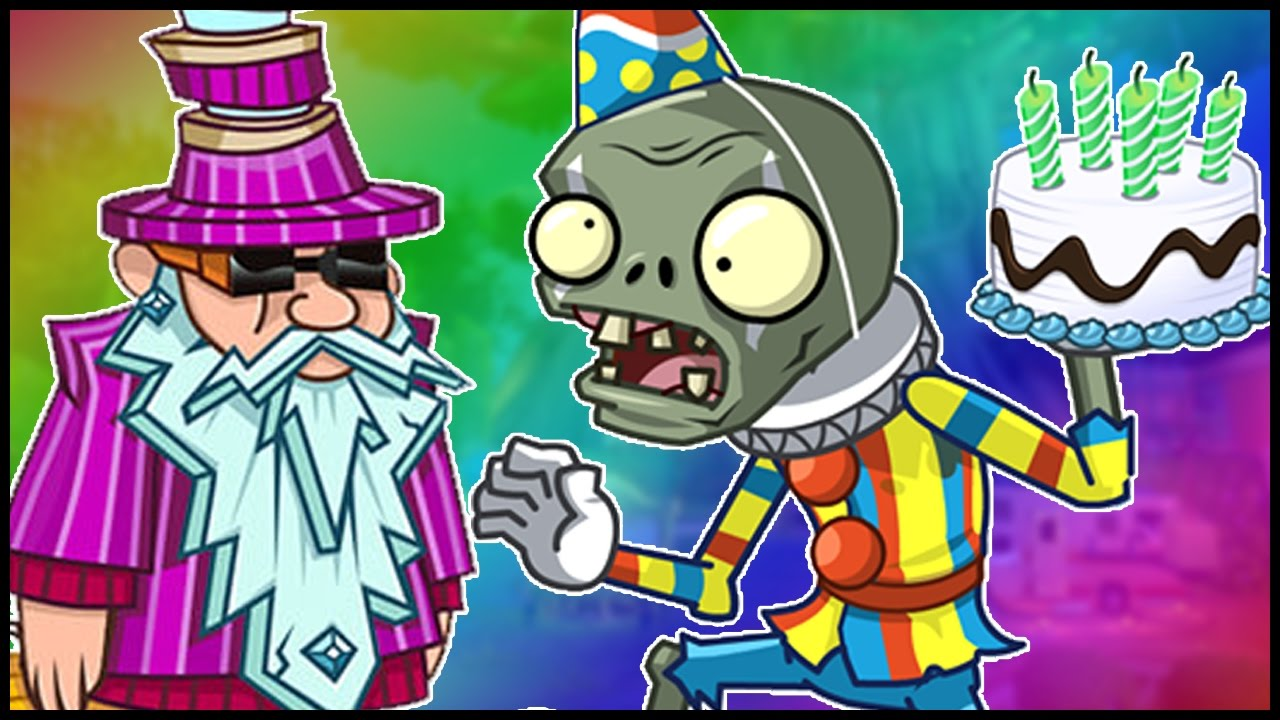 May Events Calendar Plants Vs Zombies Garden Warfare 2