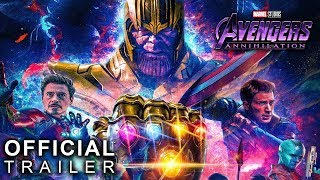 *NEW* 2nd Avengers 4 Official Trailer *LEAKED* DESCRIPTION & BREAKDOWN