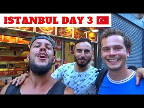 HOW TO SPEND A DAY IN ISTANBUL/ WHAT IS ISTANBUL TURKEY LIKE IN 2018?