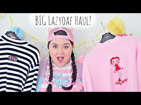 BIG Lazyoaf Haul! (March 2018)