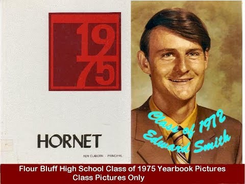 Flour Bluff High School Class of 1975 Yearbook Pictures