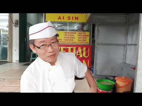SARAPAN MURAH!!! RP. 10 RIBU MENU VEGETARIAN | INDONESIAN STREET FOOD