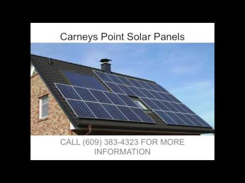Solar Panels in Carneys Point NJ  (609) 383-4323