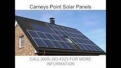 Solar Panels in Carneys Point NJ  (609) 383-4323