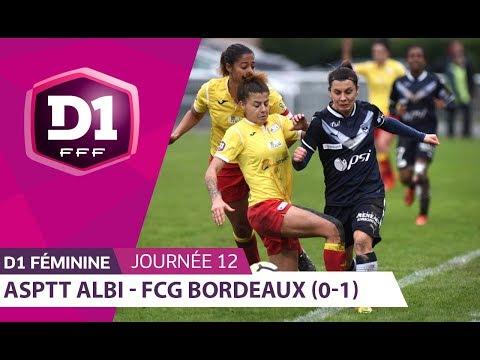 J12 : ASPTT Albi - FCG Bordeaux (0-1), le résumé