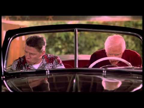 BTTF2: Old Biff Gives The Grays Sports Almanac to His 1955-Self