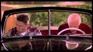 BTTF2: Old Biff Gives The Grays Sports Almanac to His 1955 Alter Ego