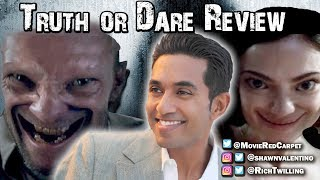 Truth or Dare Review - RED CARPET MOVIE REVIEWS - The Showstopper Shawn Valentino