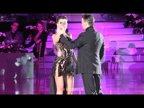 Дмитрий Васин - Сагдиана Хамзина, #Argentine Tango (La Bordona) / Кубок мира в Кремле 2019
