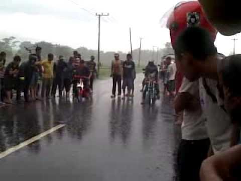 Pencinta balapan mati di na By Asrul STD