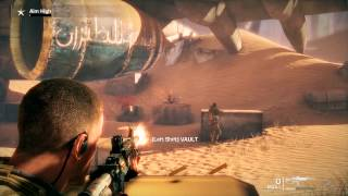 Spec Ops: The Line - Gameplay - PC - 1080p (GeForce GTX 560Ti 1GB OC) (Max Settings)