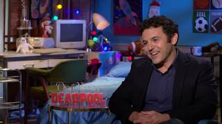 "ONCE UPON A DEADPOOL: Fred Savage on Ryan Reynolds: ""A Greedy Shameless Celebrity"""