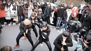 "Video BTS(방탄소년단) ""RUN"" Dance Cover / DAZZLING with DOB in Korea (160123) download MP3, 3GP, MP4, WEBM, AVI, FLV Agustus 2018"