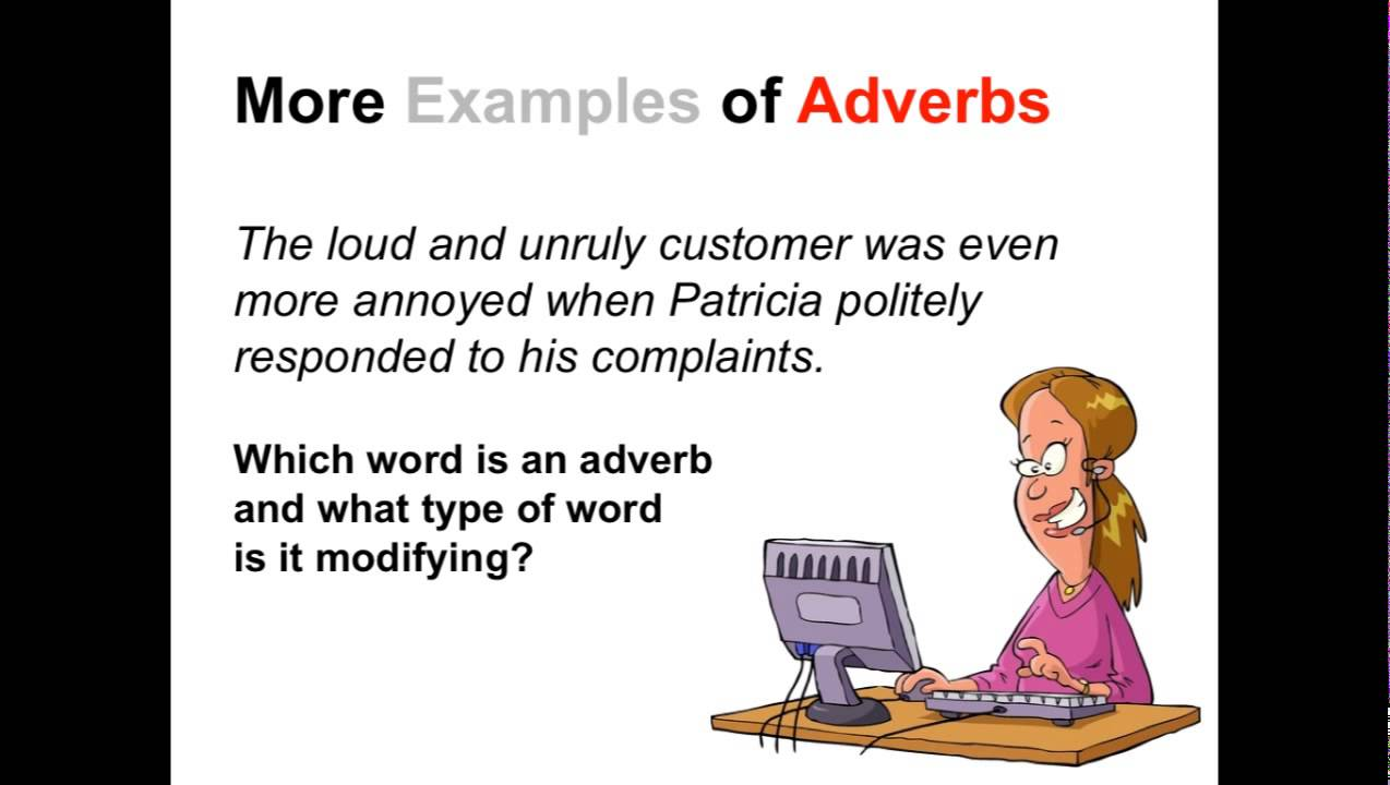 Adverbs & Adjectives Worksheets, Tests, & Lessons | Ereading Worksheets