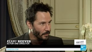 "Keanu Reeves: ""People started to do funny things with that Sad Keanu"""