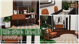 The Sims 4: Строительство | Квартира для большой семьи | WardPark Drive, 17