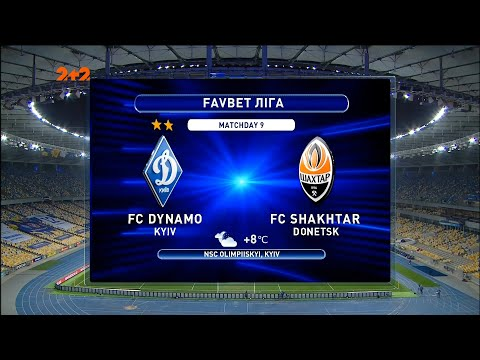 Dinamo Kiev Shakhtar Donetsk Goals And Highlights
