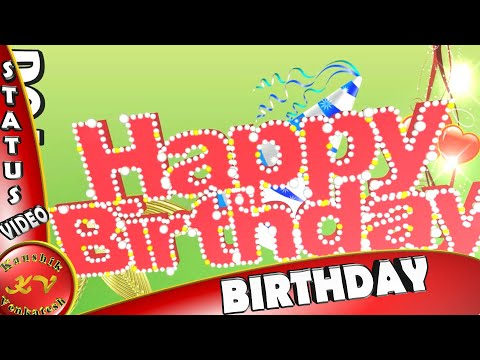 Birthday Wishes For Someone Special Happy Messages Greetings Animation Video Whatsapp