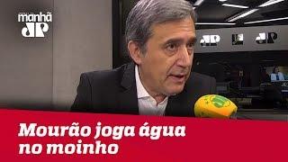 Declaração de Mourão joga água no moinho dos adversários | Marco Antonio Villa