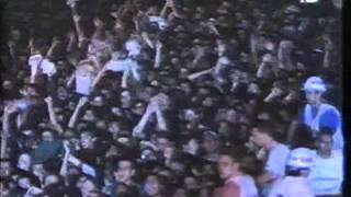 Soda Stereo - En vivo en la Av. 9 de Julio (14 de Diciembre de 1991) (Video Completo)