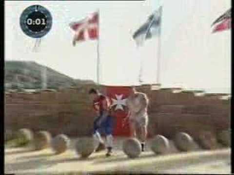 Jouko Ahola '99 Qualifying Heat