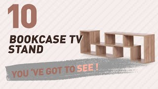 Bookcase TV Stand // New & Popular 2017