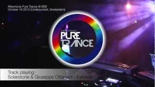 Solarstone presents Pure Trance @ Undercurrent, ADE 18.10.12