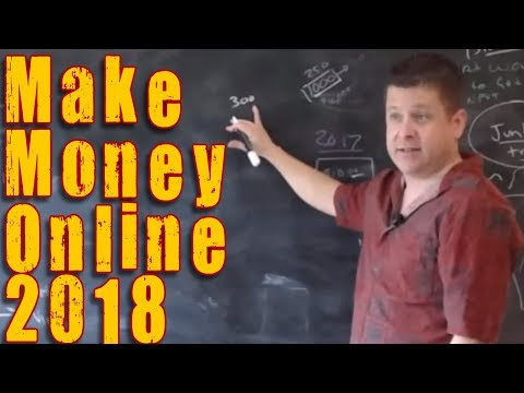 How To Make Money Online IN 2018