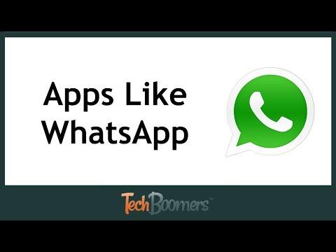 Best 7 Apps Like WhatsApp