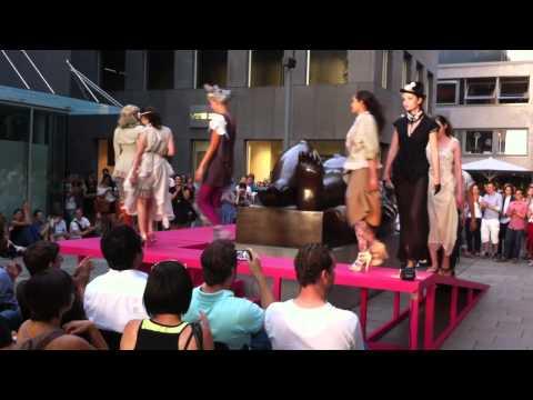 Salon Liechtenstein Fashion Show - Universität Liechtenstein