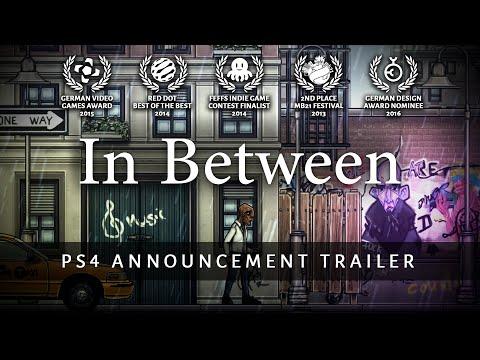 In Between - PS4 Announcement Trailer