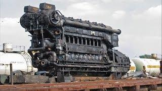 史上最大のエンジン15選