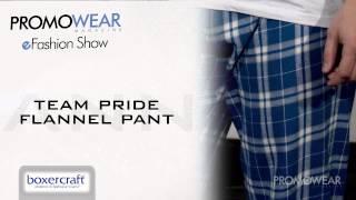 Team Pride Flannel Pant - Boxercraft