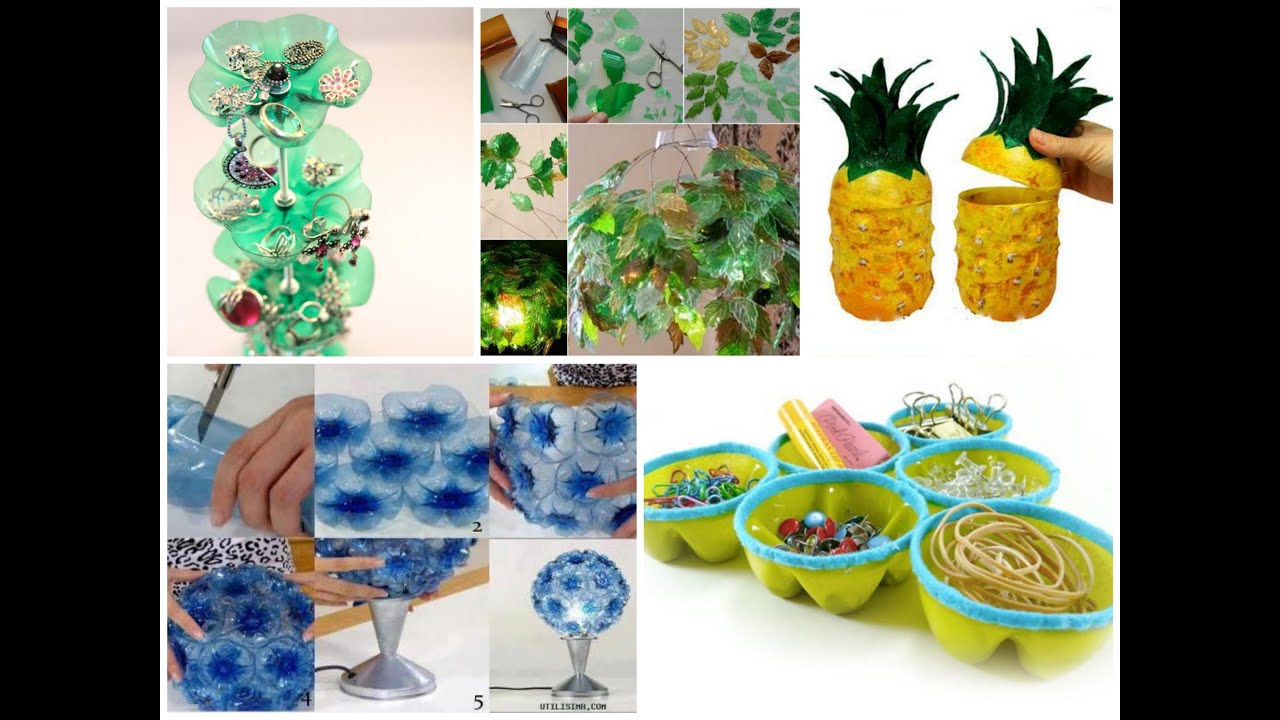 Best Recycled Plastic Bottles Ideas - YouTube