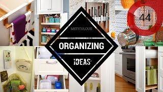 44 Organizing ideas #1 [With Bedroom Decluttering Tips]