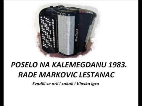 Poselo Kalemegdan Rade Markovic LESTANAC
