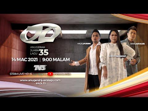 [LIVE] Anugerah Juara Lagu 35   #AJL35