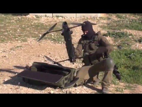 IAI's ROTEM – Tactical Multirotor Killer Drone